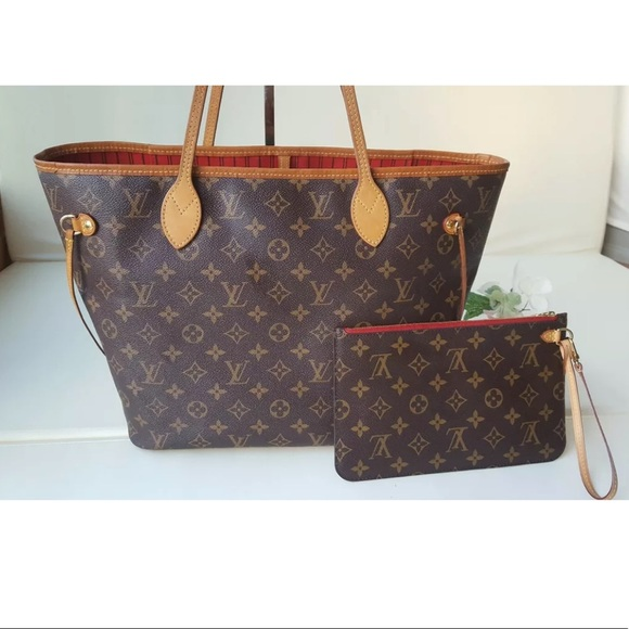 Louis Vuitton Bags   Authentic Cherry Neverfull Mm   Poshmark 9c3caf9f62